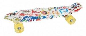 Скейтборд (пенни борд) GT-6022P (1/8)