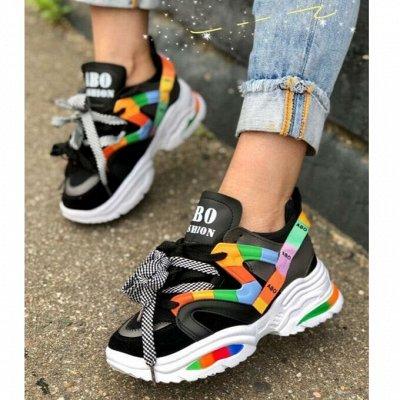 Большая ликвидация!Одежда,Обувь,Аксы от 3.5руб! — Стильная обувочка! — Для женщин