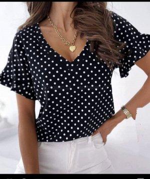 Блузка Ткань / Плотный софт