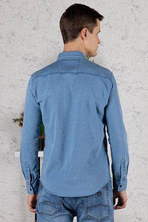 рубашка              17.2574-MAVI