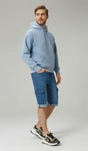 Шорты Cargo джинсовые мужские