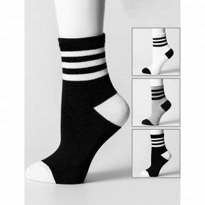 Комплект носков из трех пар Oemen