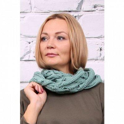 Одежда для женщин! Современная элегантность — Шарфы, воротники, платки, снуды — Платки и шарфы