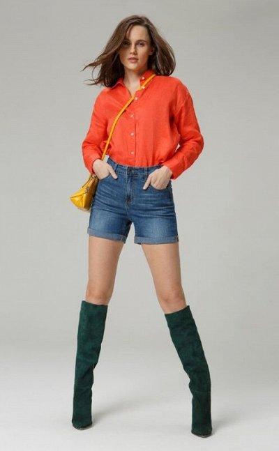 Формула идеальных джинс. Новое: джинсы/юбки/куртки. Акции! 🔥 — Шорты джинсовые женские New