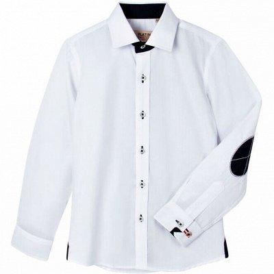 АБВГДЕЙКА моды.. Бюджетная одежда от 0 до 14 лет.   — Школьные рубашки для мальчиков — Рубашки