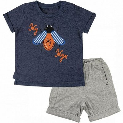 АБВГДЕЙКА моды.. Бюджетная одежда от 0 до 14 лет.   — Костюмы летние для мальчиков — Костюмы и комбинезоны