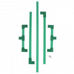 Подставка для фитолампы, 71 ? 51 ? 26 см, труба d = 22 мм, зелёная