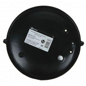 Светильник TDM НПБ1301, Е27, 60 Вт, IP54, круглый, черный