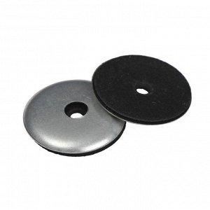 Пресс-шайба оцинкованная, d = 30 мм, набор 100 шт.