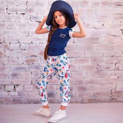 АБВГДЕЙКА моды.. Бюджетная одежда от 0 до 14 лет.   — Костюмы летние для девочек — Комбинезоны и костюмы