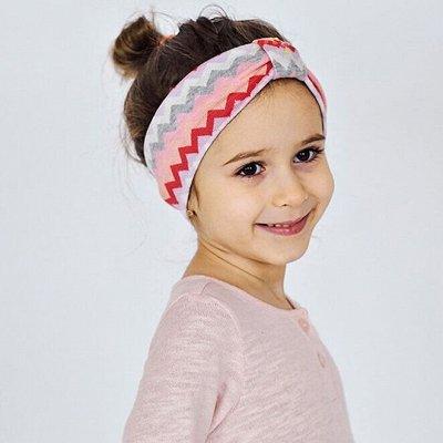 АБВГДЕЙКА моды.. Бюджетная одежда от 0 до 14 лет.   — Повязки для девочек — Ободки и повязки