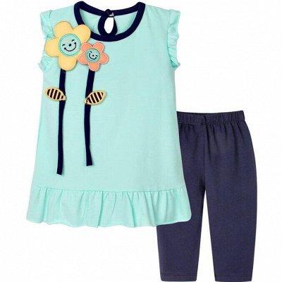 АБВГДЕЙКА моды.. Бюджетная одежда от 0 до 14 лет.   — Костюмчики летние для малышей — Костюмы