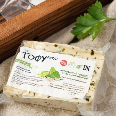 Амурский Тофу - полезно и вкусно! Сытно и постно! — Тофу на любой вкус — Сыры