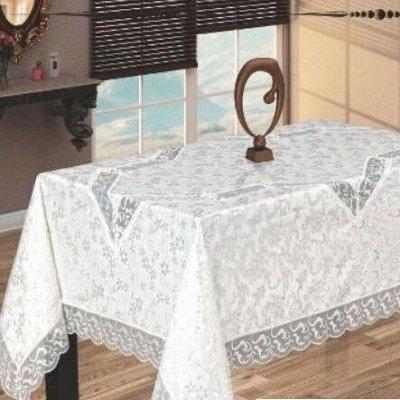 ОГОГО Какой Выбор Домашнего Текстиля — Скатерти Прямоугольные  . — Клеенки и скатерти