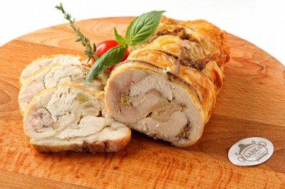 Вкусные и полезные макароны MAKFA — Рулет — Замороженные продукты