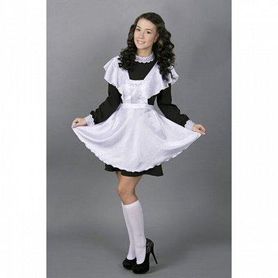 Каталея - школьные блузки по сказочной цене и нарядное! — Школьная Форма-Фартуки — Одежда для девочек