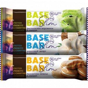 Батончик Base Bar Slim в глазури, 40г