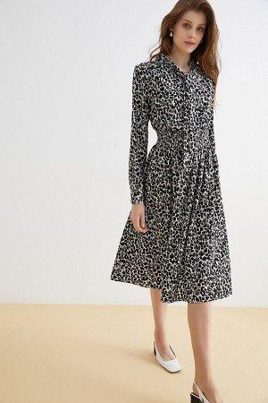 Платье жен. Aligo  набивка