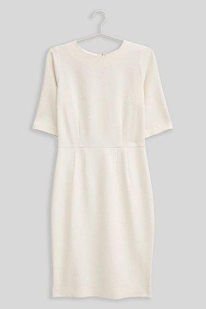 Платье жен. Curanta  крем