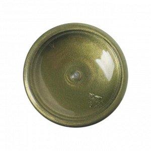 Воск для патинирования 40 мл LU*ART Lu*Wa* золото зелёное