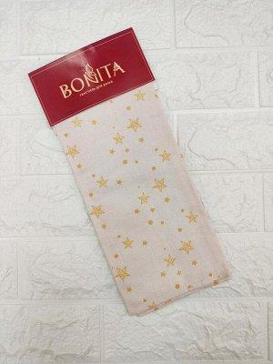Полотенце 35*61 Bonita, Имбирный пряник, звезды