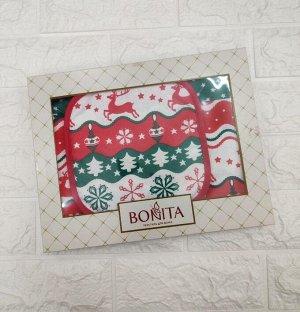 Подарочный набор из 3х пр. Bonita, Новогодний базар