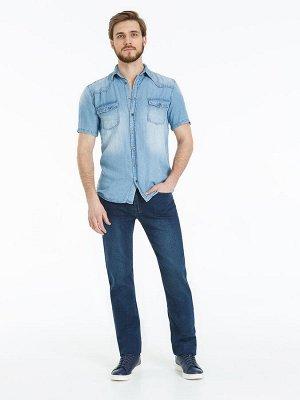Брюки мужские (джинсы) 1199-2-01 Рост 34