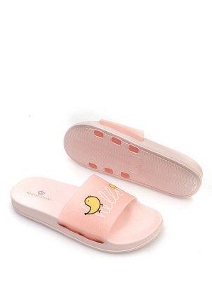 897871/01-02 розовый ЭВА(этиленвинилацетат) женские туфли открытые (В-Л 2021)