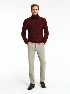 Мужские брюки (джинсы) VL 558-M1.1 A.11 светло-оливковый Рост 32