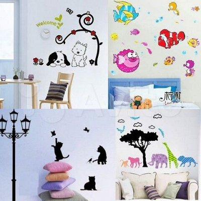 WITERRA. Товары для дома - полезные вещи и декор — Декоративные наклейки — Интерьер и декор