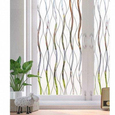 WITERRA. Товары для дома и предметы интерьера — Пленка самоклеящаяся статическая на стекло