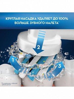 ORAL_B Электрическая зубная щетка Smart4 4000/D601.524.3 тип 3767 Smart Coaching