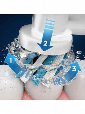 ORAL_B Электрическая зубная щетка Junior Smart (6+ лет) D601.513.3 Sensi Ultrathin тип 3767 White