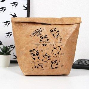 """Термопакет многоразовый """"Panda"""", 5 л"""
