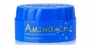 Увлажняющая маска для лица с аминокислотами и церамидами Aminoacid Super Moisture, 80гр