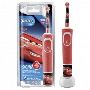 ORAL_B Электрическая зубная щетка (3+ лет) D100.413.2K Cars тип 3710