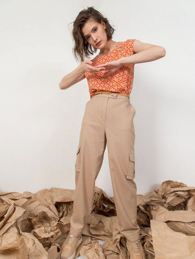 Priz & Dusans - практичная и модная одежда — блузы и рубашки. — Блузы