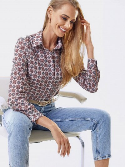 МОДНЫЙ ОСТРОВ ❤ Женская одежда. Весна 2021 — блузки, футболки — Блузы