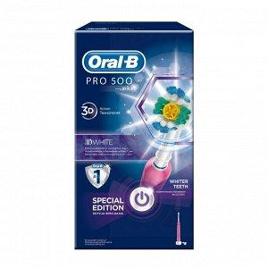 ORAL_B Электрическая зубная щетка 3D White D16.513.U тип 3756