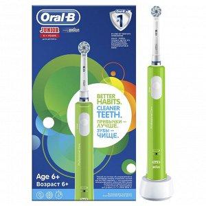 ORAL_B Электрическая зубная щетка D16.513.1 Junior тип 4729