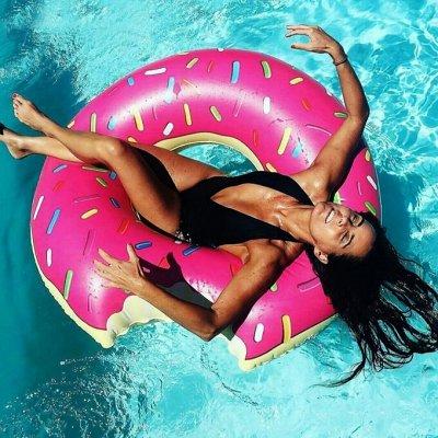 Все для летнего отдыха! Товары для кемпинга. Акция — Надувные круги — Спорт и отдых