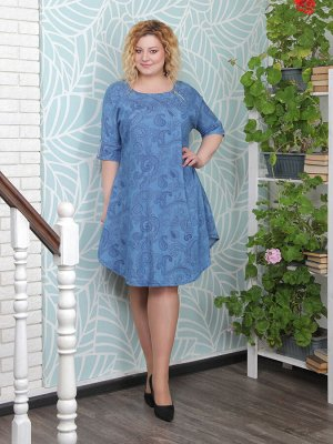 красивое, легкое платье на 60-62 размер