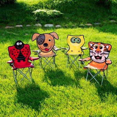 Все для летнего отдыха! Товары для кемпинга. Акция — Детские стулья — Спорт и отдых