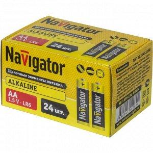 Батарейки NAVIGATOR 14 060 NBT-NPE-LR6-BOX24