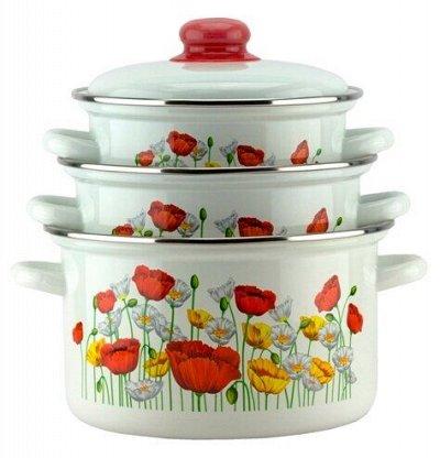 GLASSTAR🍹Мега популярная — изысканная посуда — Наборы