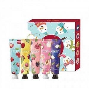 "FRUDIA Набор кремов для рук ""Зимняя коллекция"" / Frudia Winter Play My Orchard Hand Cream Gift Set (5*30мл)"