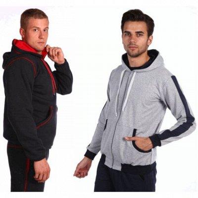 IvGT трикотаж для всей семьи — Мужские толстовки, куртки — Одежда