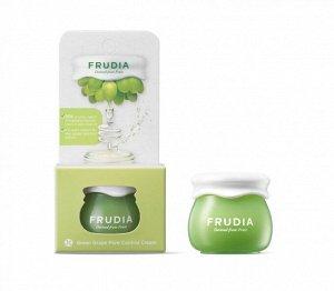 FRUDIA Себорегулирующий крем с зеленым виноградом Миниатюра (10г) / Frudia Green Grape Pore Control Cream
