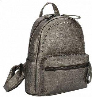 Рюкзак OrsOro, артикул ORS-0133, цвет цвета нет, материал кожа иск