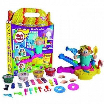 В мире игрушек и фантазий. Творчество и развитие для всех-2! — Наборы для творчества. Лепка — Для творчества